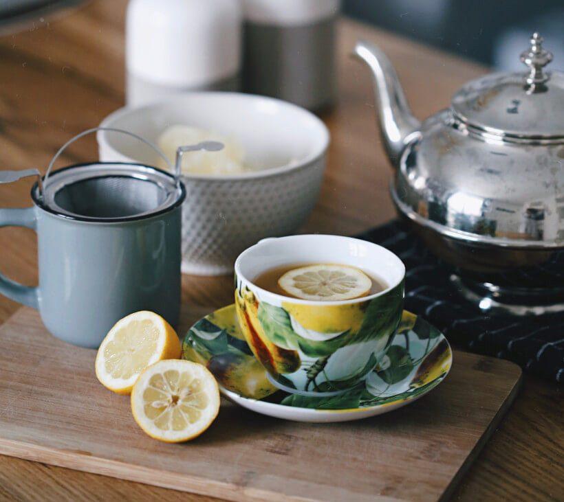 Ingwer Tee