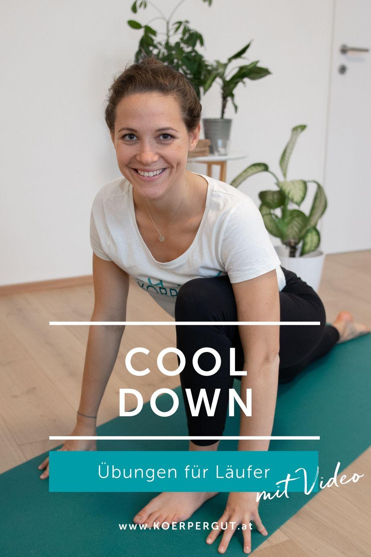 Yoga fuer Laeufer mit Koerpergut