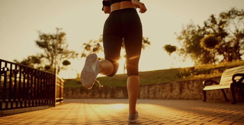 Yoga für Läufer - Übungen Wohlbefinden