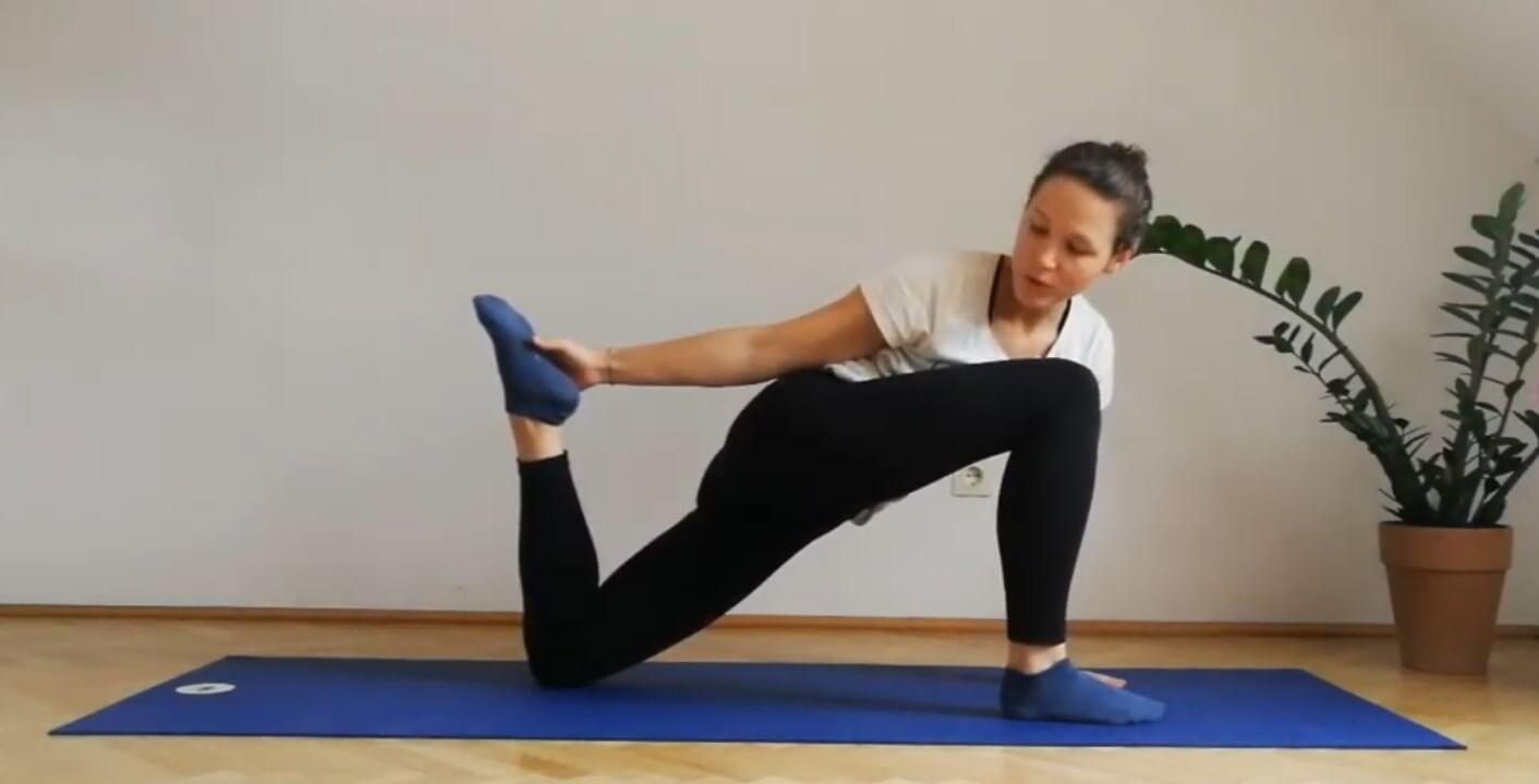 Übung 3 Yoga für Läufer