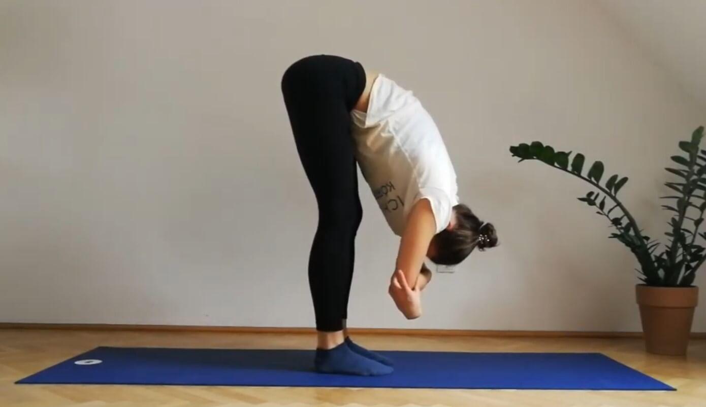 Übung 5 - Yoga für Läufer