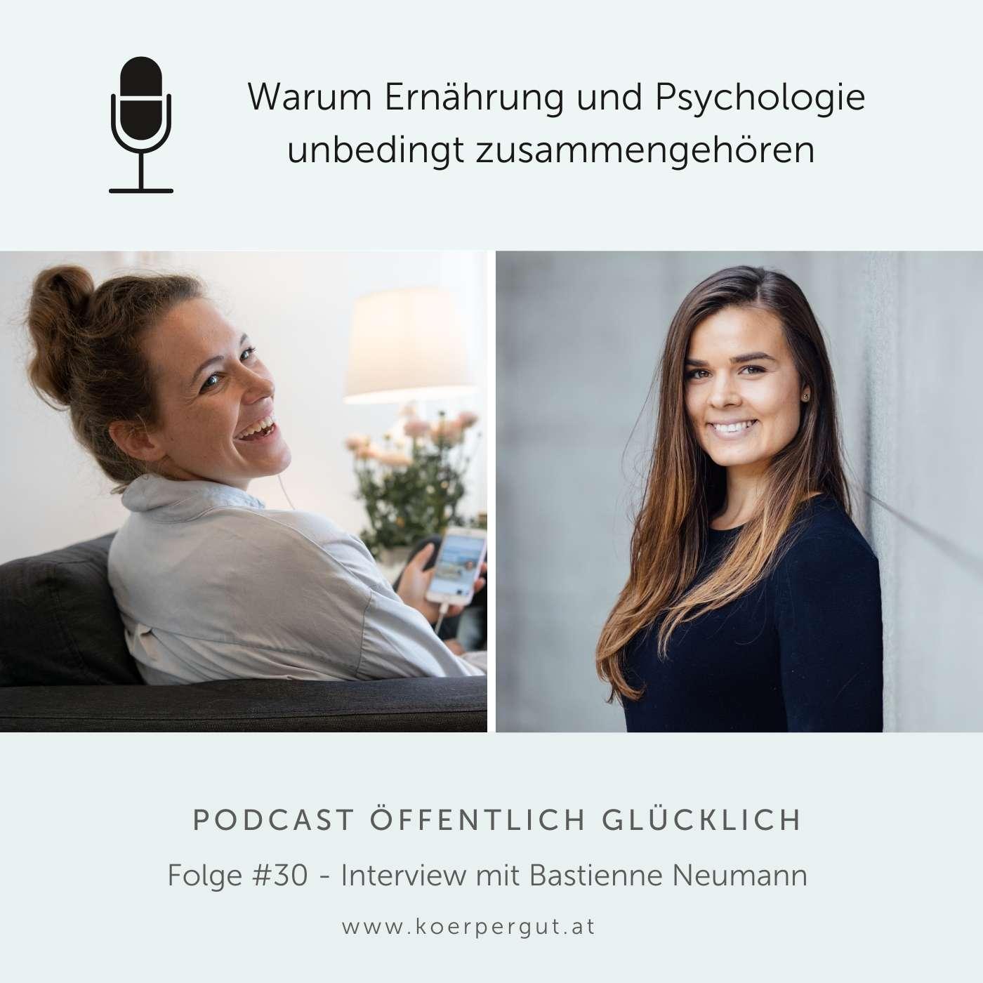 #30 ernährung und psychologie bastienne neumann