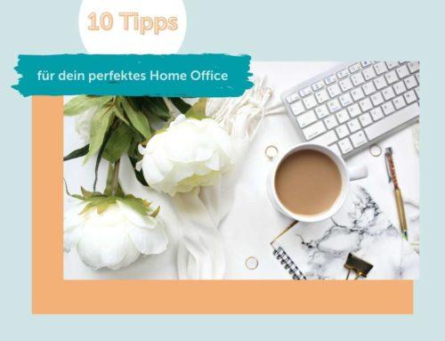 10 Tipps gegen Verspannungen & für eine bessere Haltung im Home Office