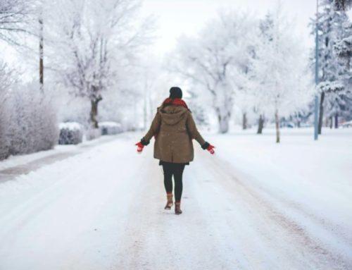 3 Tipps wie du auch im Winter aktiv bleibst